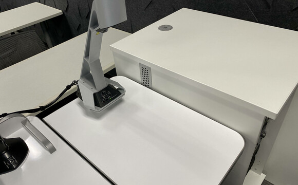 WolfVision vSolution cam document camera / Visualizer