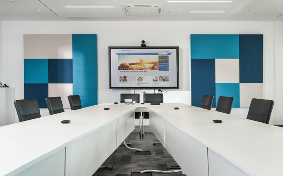 Boardroom at uniVersa Insurance
