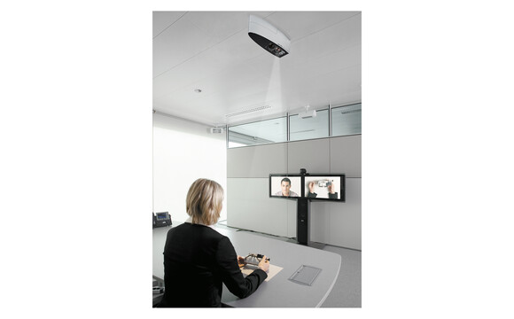 Ceiling Visualizer VZ-C6, Videoconference