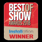 Best of Show Awards 2019 Installation Winner