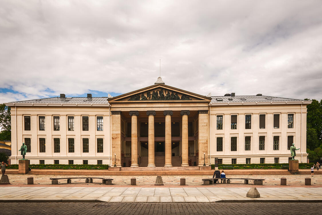University of Oslo, Norway, Faculty of Law. One of Scandinavia's leading institutions for legal education and research.