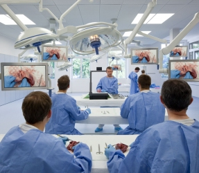 Training of surgeons
