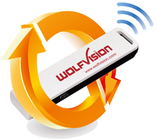 WolfVision BYOD Pack