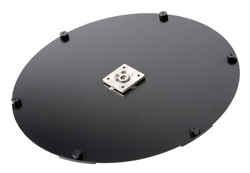 Optional turntable for WolfVision VZ-9.4 Visualizer