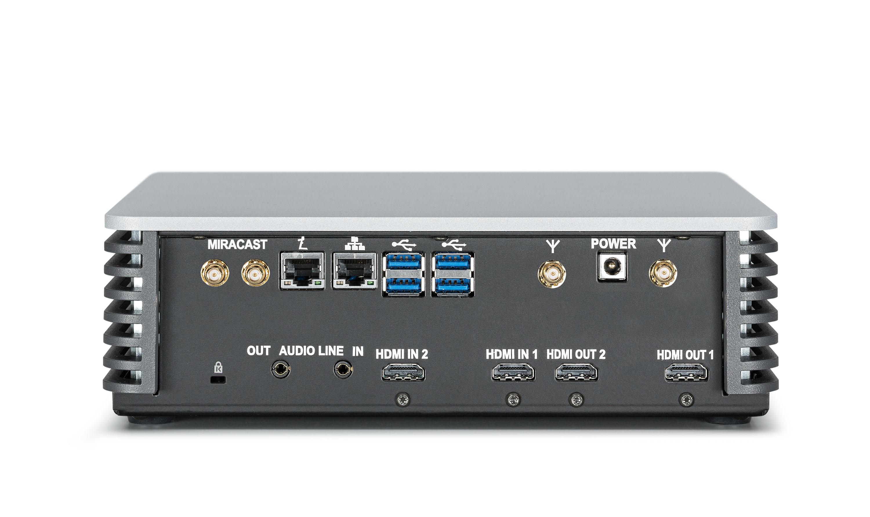 Cynap Collaboration Amp Wireless Presentation System