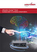 Cynap Core brochure cover