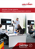 vSolution Matrix brochure cover