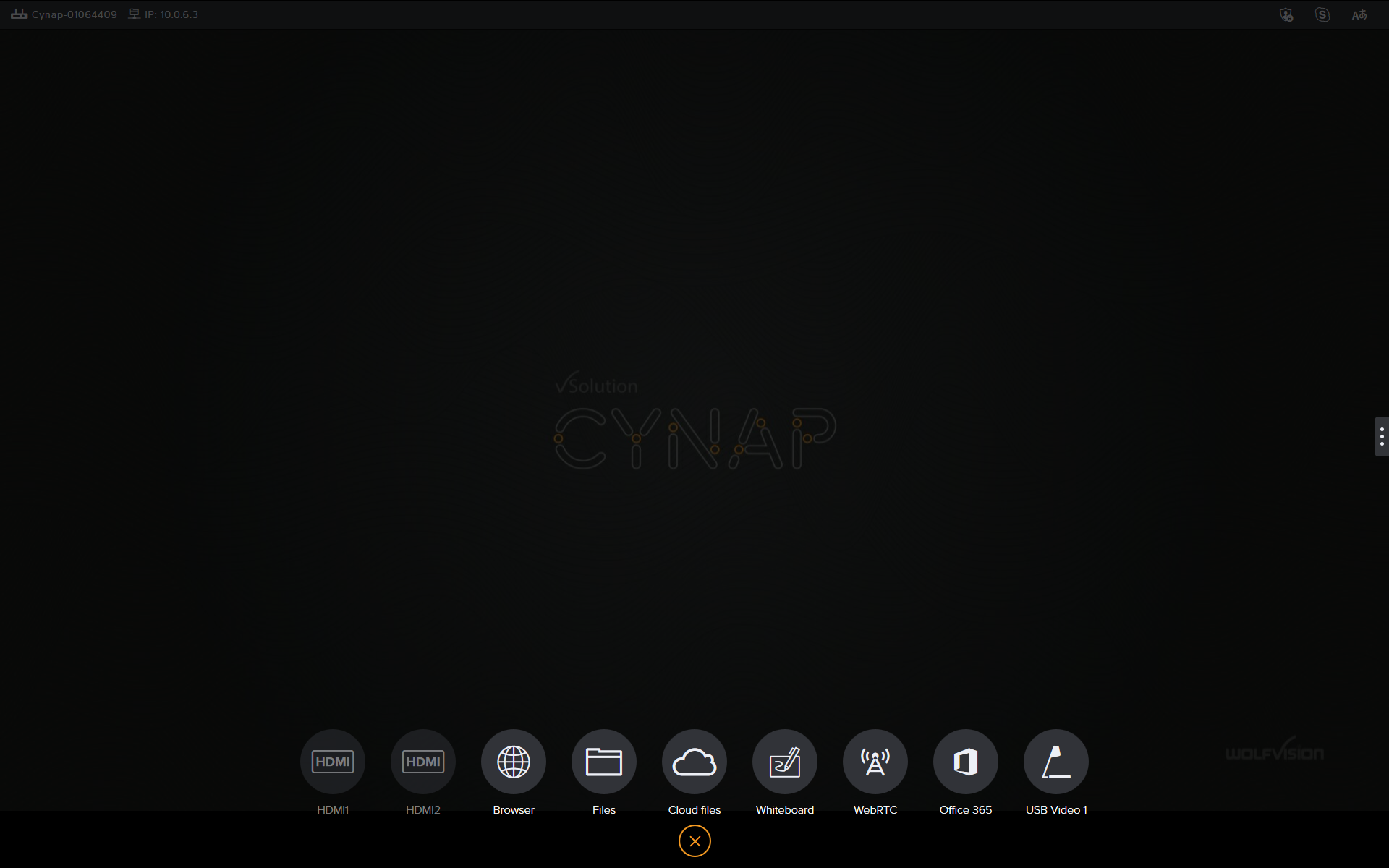 Cynap Firmware Release Info - WolfVision - Driving the